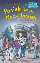 Paniek in de Nachtfabriek (e-Book)