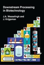 Downstream processing in biotechnology - J.A. Wesselingh, J. Krijgsman (ISBN 9789065623195)